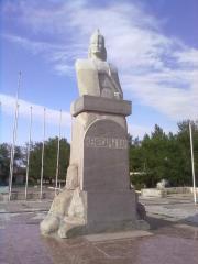 Memorial complexes in Astana