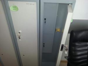 Оружейные сейфы 3 мм от 41000 тг (под два...