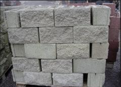 Сплитерные блоки