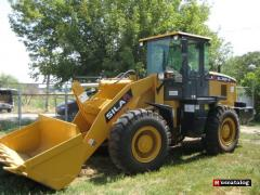 Cars and the equipment for earthwork in Almaty,