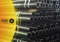 Труба газлифтная стальная 102х12 мм ТУ