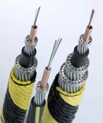 Cable aluminum armor AVBBSHV