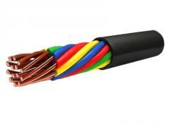 Cable copper control KVVG