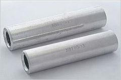 Sleeves are aluminum cable