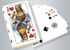 Gift playing cards wholesale in Kazakhstan to