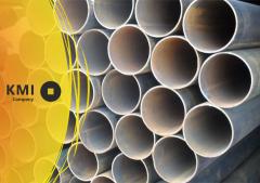 Труба стальная 40х1,5 мм ГОСТ 10705 электросварная