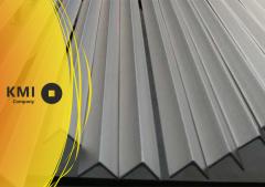 Уголок алюминиевый 15х15х2 мм АМГ