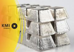 Чушка алюминиевая АК12М2 ,АК11М2 Силумин ГОСТ 1583