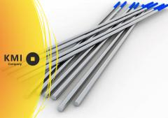 Электрод вольфрамовый для сварки 2,4 мм WC-20
