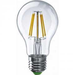 Лампа светодиодная LED Филамент 10Вт  A60 E27