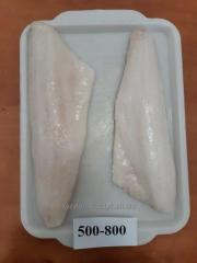 Pike perch fillet