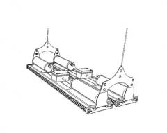 Светильник СОЛАР ПС-31-320, 320 Вт., 40739 лм