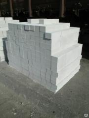 Brick silicate white Pavlodar, Kazakhstan