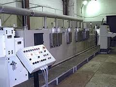 Electrolytic equipment and installations