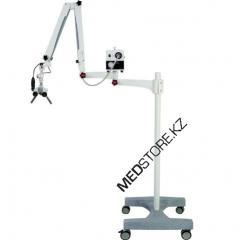 Микроскоп для ЛОР-хирургии / на роликах