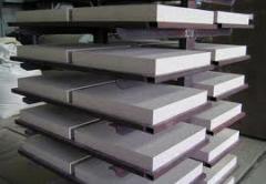 Heat-insulating plates