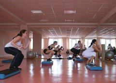 Покрытия для фитнес-залов