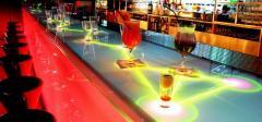 Interactive bar, Kazakhstan, Almaty