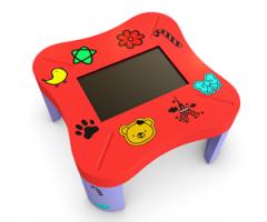 Детский сенсорный стол