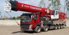 "Crane ""Galichanin"" CS-85713, Arrow 51 m"