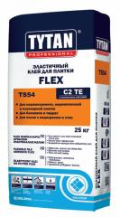 КЛЕЙ ПЛИТОЧНЫЙ Tytan FLEX TS54 25 кг.