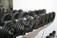 Exercise machines for bodybuilding, fitness,