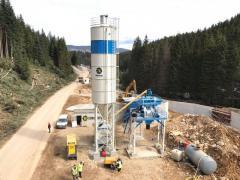 Компактные бетонные заводы PROMAX  C-45 SNG