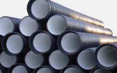 Lines of production of polyethylene pipes
