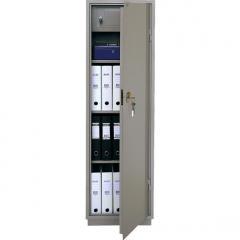 Металлический бухгалтерский шкаф КБ - 031т / КБС - 031т.