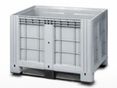 Цельнолитой полимерный контейнер на полозьях Ibox