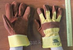 Gloves spilkovy combined