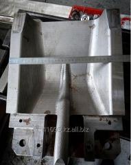 Штамп на лопату