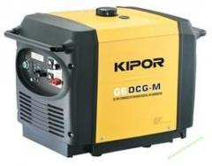 Генератор G6DCG-M KIPOR (Номинальная мощность: 5,5