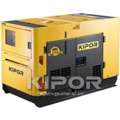 Дизельный генератор KDE100SS3 KIPOR (Номинальная