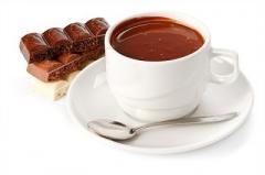 Смесь для молочного горячего шоколада