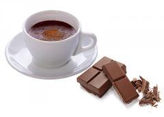 Смесь для тёмного горячего шоколада