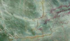 Мрамор Smeraldo Bahia (Италия) (Уникальные камни)