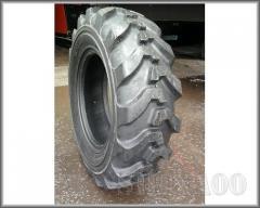 Tires for excavators