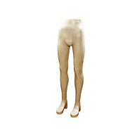 Dummies: legs, leg dummy man's,