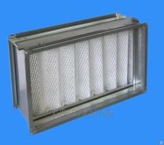 Вентиляционный фильтр канальный ФЯГ 40-20