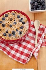 Cereal de grano de avena