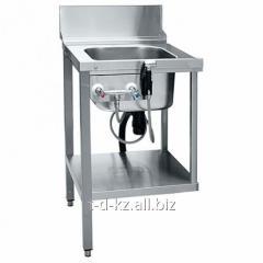 Стол предмоечный СПМП-6-1 (560*671) для посудомоечной машины МПК-700К