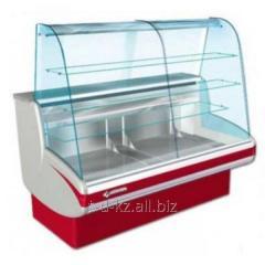 Витрина холодильная ВПВ 0,62-2,10 (Gamma-2 К 1600) RAL 3004