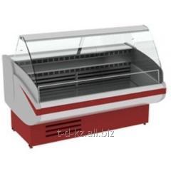 Витрина холодильная ВПС 0,50-0,85 (Gamma-2 1200 ББ)(RAL 3004)