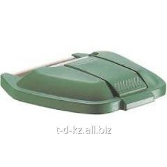 Крышка R002222 зеленая для контейнера
