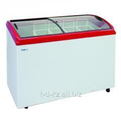 Ларь-витрина низкотемпературный ЛВН 400Г (CF400C) кр