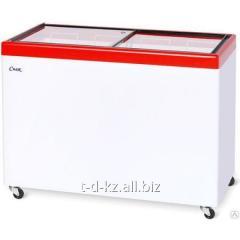 Морозильный ларь МЛП 500 глянец красный