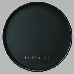 Поднос PT1600 110 (d 40,5см) черный