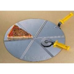 Поднос для деления пиццы d=36см (6порций) 176/6