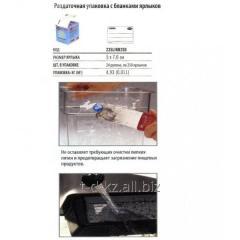 Раздаточная упаковка с бланками ярлыков 23SLINB250 (5см*7,6с